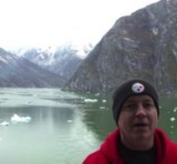 Sawyer Glacier Alaska Video