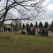 Dr. Thomas Long Burial Service