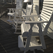 New Chairs for the Deck