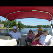 Lake Royale Boat Ride